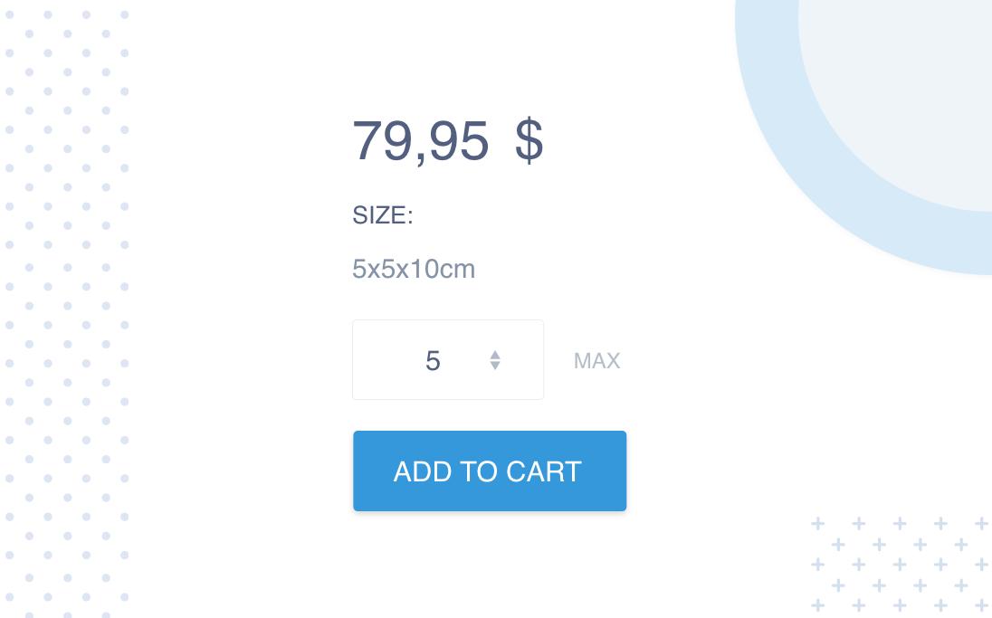 Maximum Quantity